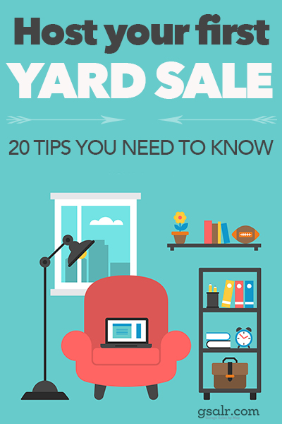 How To Be A Top Seller 20 Yard Sale Tips For Beginners