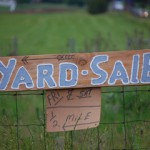 Yard Sale Signs: The Good, The Bad and The Ugly