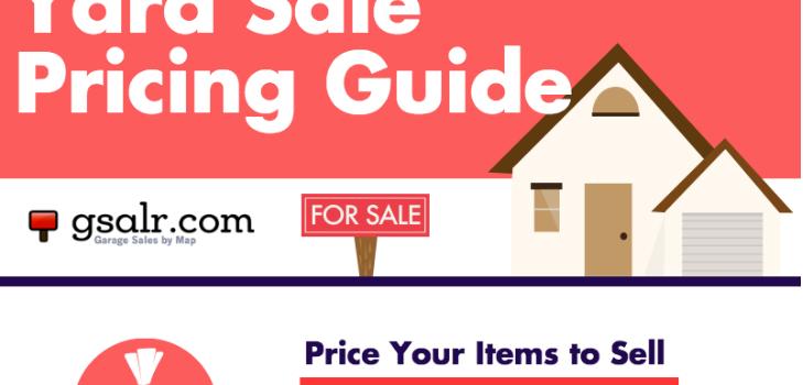 The Ultimate Yard Sale Pricing Guide