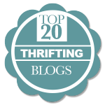 Top 20 Thrifting Bloggers of 2015