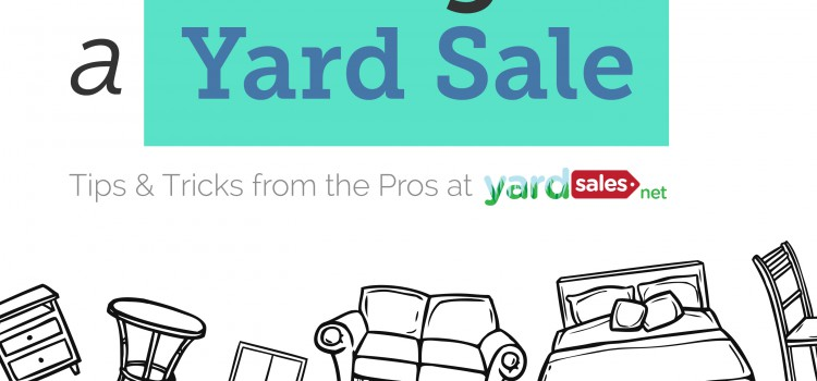 """The Ultimate Guide to Hosting a Yard Sale"" eBook Now Available in Amazon store!"
