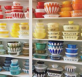 25 of the Prettiest Pyrex Pins you've ever seen!