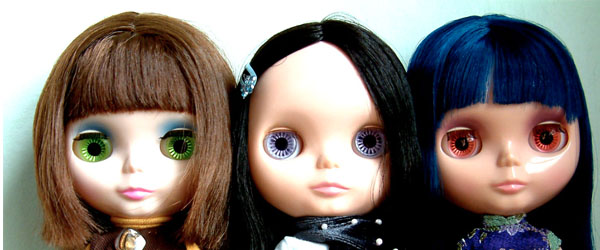 Can you name these dolls?