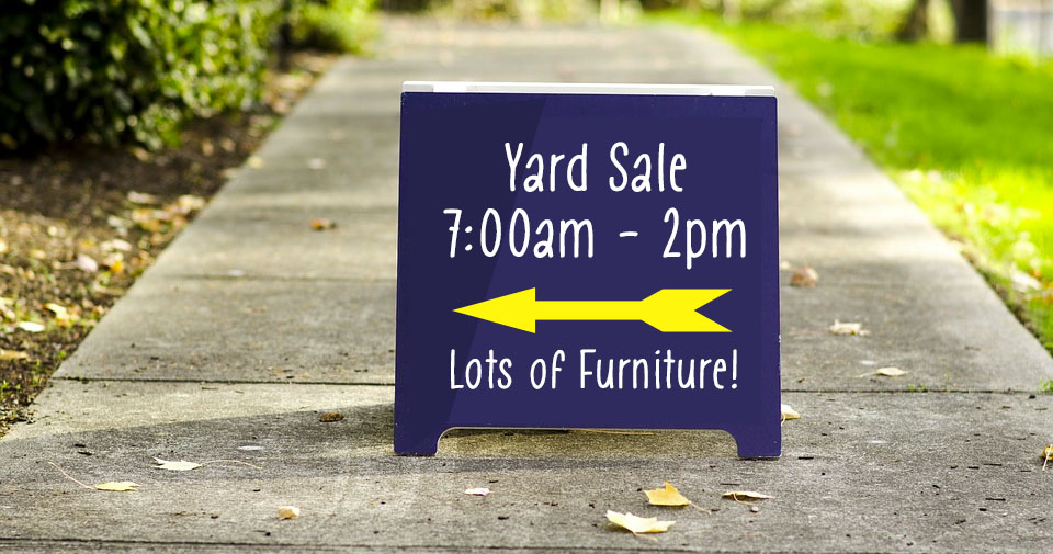 35 longest yard sales in the united states garage sale blog for Furniture yard sale