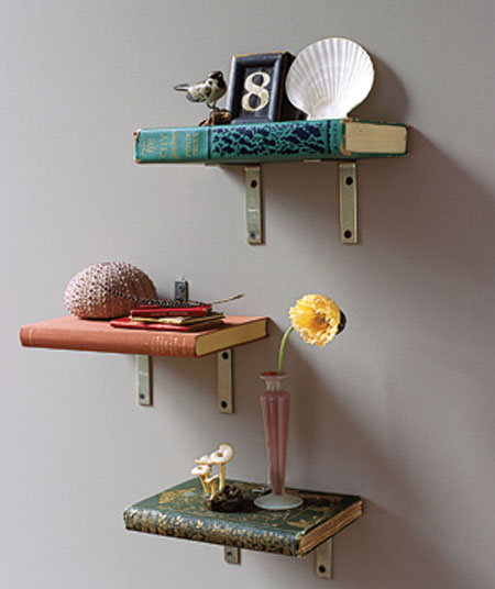 shelves-made-from-books