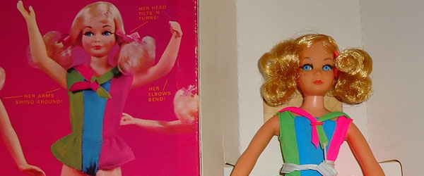 Can you name this member of the Barbie family?