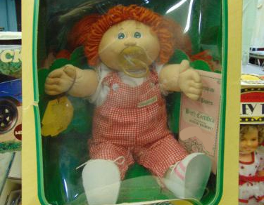 What are these chubby-cheeked dolls commonly referred to?